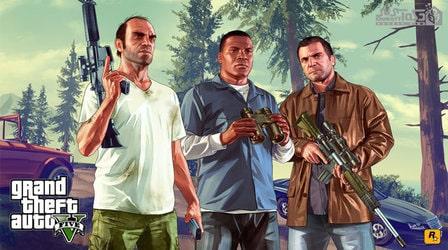 دانلود GTA 5 Sa – بازی (واقعی) جی تی آی ۵ برای اندروید بدون دیتا و با دیتا